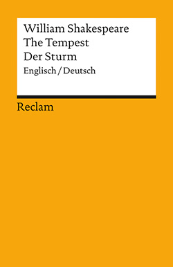 Shakespeare, William: The Tempest / Der Sturm