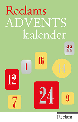 Reclams Adventskalender