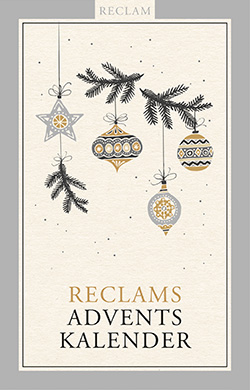: Reclams Adventskalender