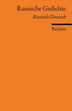 Russische Gedichte Reclam Verlag