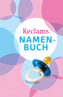 Debus, Friedhelm: Reclams Namenbuch