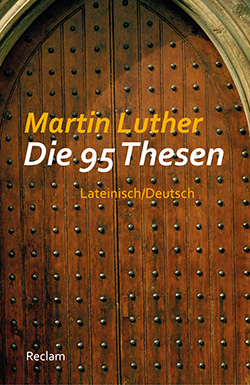 Luther, Martin: Die 95 Thesen