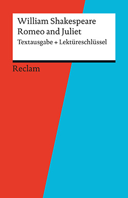 : Textausgabe + Lektüreschlüssel. William Shakespeare: Romeo and Juliet (EPUB)