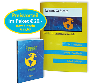 """Lehrer-Paket zum Abituthema """"Reisen"""""""
