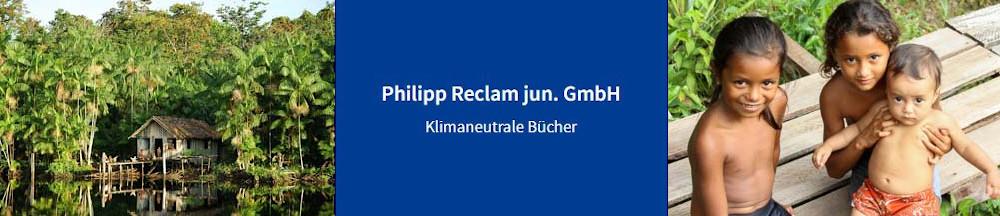Reclam Verlag_ClimatePartner_Unterstütztes Klimaprojekt: Schutz des Urwaldes von April Salumei, Papua-Neuguinea