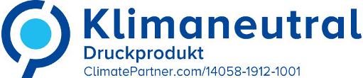 Logo_ClimatePartner_Klimaneutrales Druckprodukt