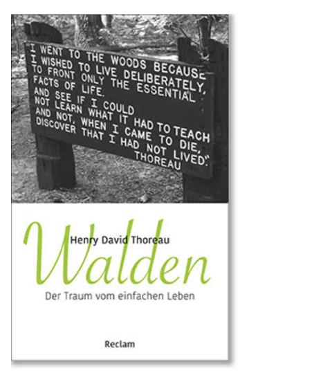 Thoreau: Walden