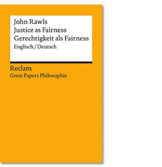 Rawls, GP Justice as Fairness