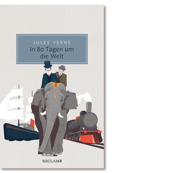 Verne, Jules: In 80 Tagen um die Welt