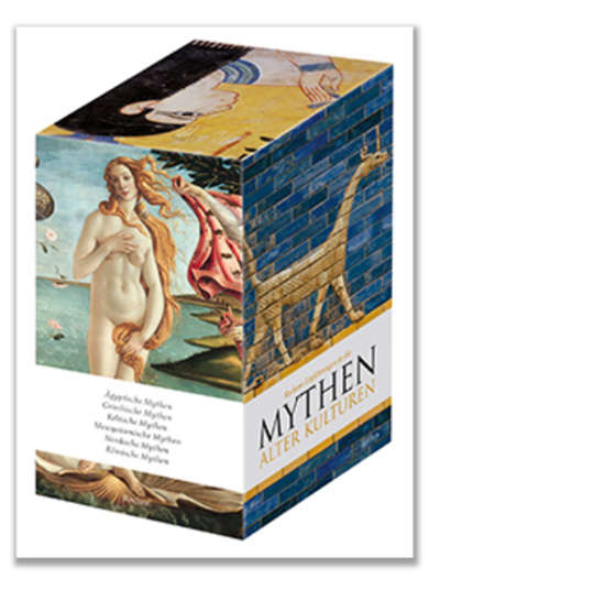 Mythen Buchcover