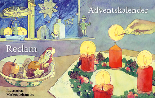 Reclam Adventskalender 2014