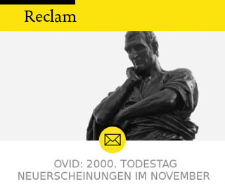 2000. Todestag Ovid