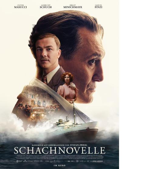 Schachnovelle Film