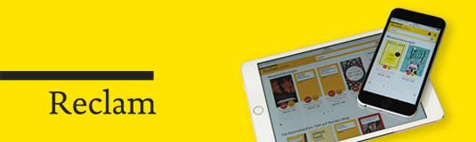 Reclam Online-Shop