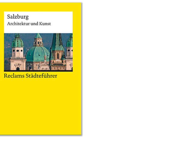 Salzburg Buchcover